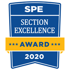 SPE Section Excellence Award 2020